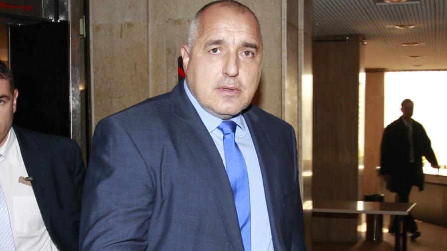 Борисов обеща: Разкриваме убийствата до седем дни