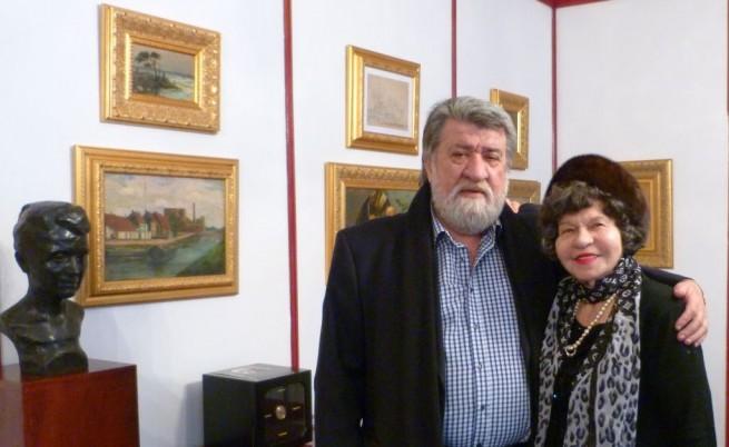 Рашидов и Мутафова