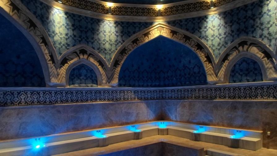 Банята на Сюлейман Великолепни край Бургас отваря врати през лятото