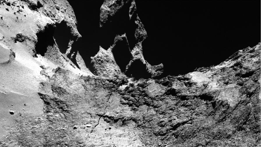Снимки на кометата 67Р/Чурюмов-Герасименко