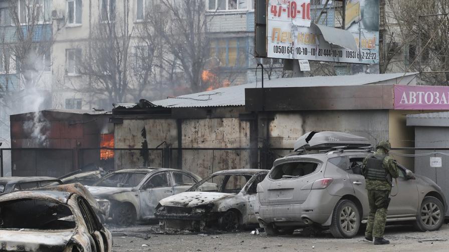 Светът осъди ракетната атака в Мариупол