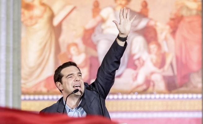 Алексис Ципрас се готви да стане най-младият гръцки премиер