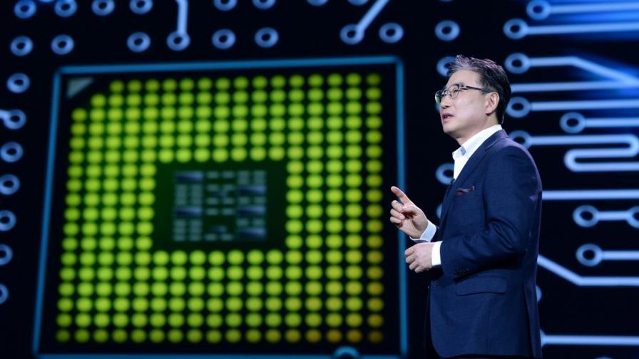 """""""Самсунг"""" ще доставя 75% от процесорите за новия iPhone"""