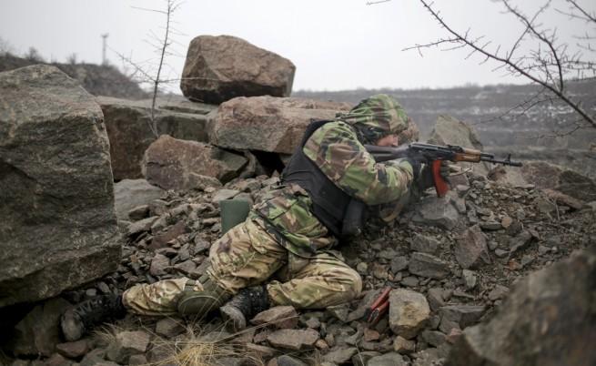 Киев и сепаратистите се обвиняват за жертви