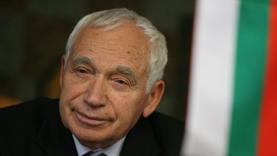 Президентът Желю Желев
