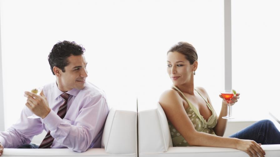 Защо мъжете си мислят, че жените искат секс?