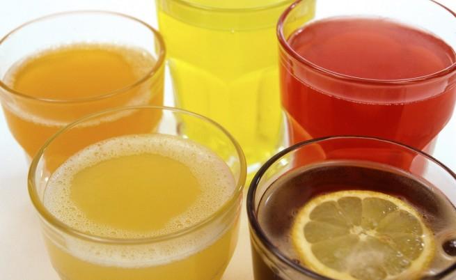 Газираните напитки и соковете предразполагат към диабет