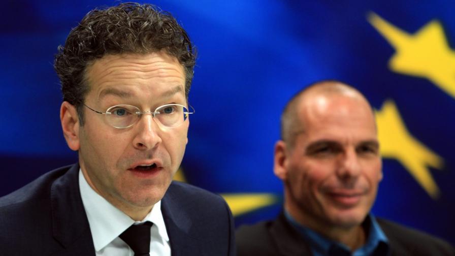 Гърция отказва да работи с тройката международни кредитори