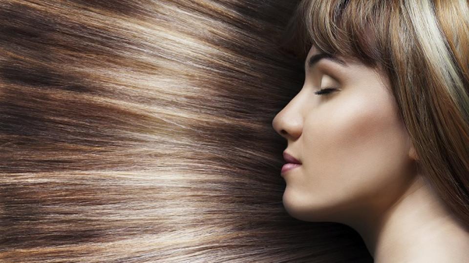 Предпазете косата си от машата, сешоара и пресата