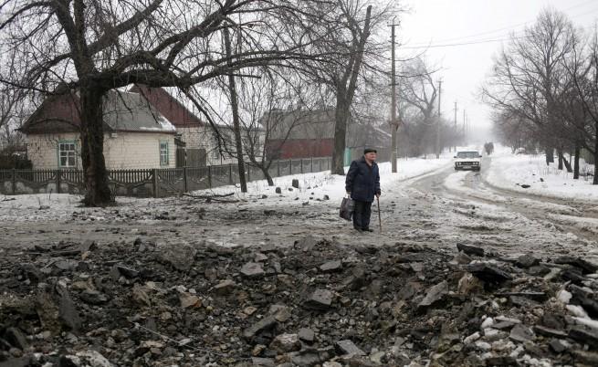 Сепаратистите от Донецк предложиха създаването на хуманитарен коридор