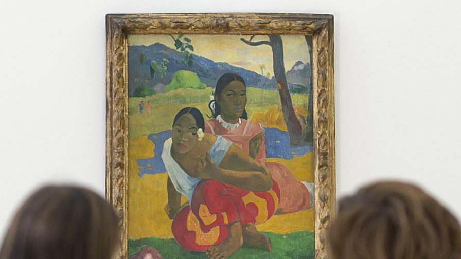Картина на Гоген продадена за 300 млн. долара