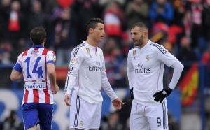 Роналдо се скара на трима свои съотборници