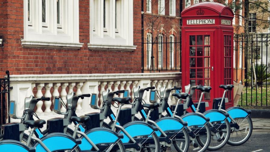 Изоставени тунели на метрото  в Лондон стават велоалеи