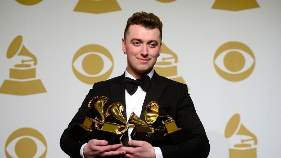 """Големите победители на наградите """"Грами"""""""