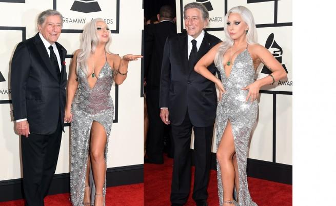 Лейди Гага и Тони Бенет