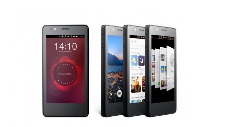 Първият Ubuntu смартфон вече е факт