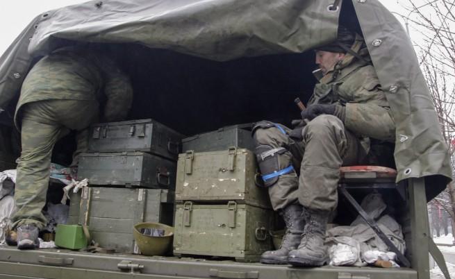 Киев: 1500 руски войници влязоха в Украйна през последните дни