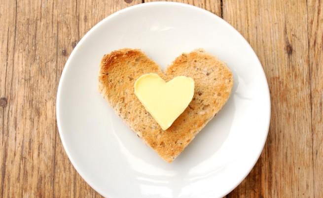 Диетолози: Маслото не е вредно за сърцето