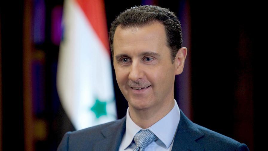Асад обясни защо Сирия не е в коалицията срещу ИД