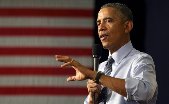 Барак Обама поиска от Конгреса разрешение за воденето на войната срещу ИД