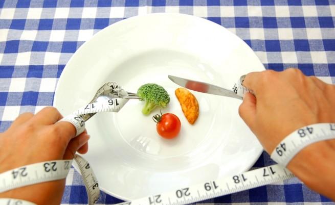 Ударните диети имат временен отслабващ ефект