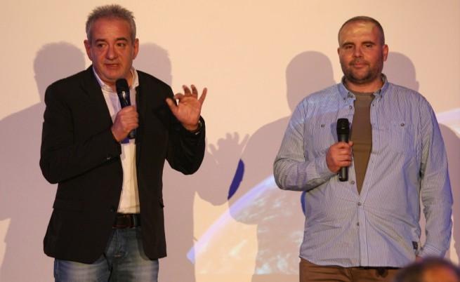 """Екипът на филма """"Съдилището"""" на режисьора Стефан Командарев спечели приза за кино"""