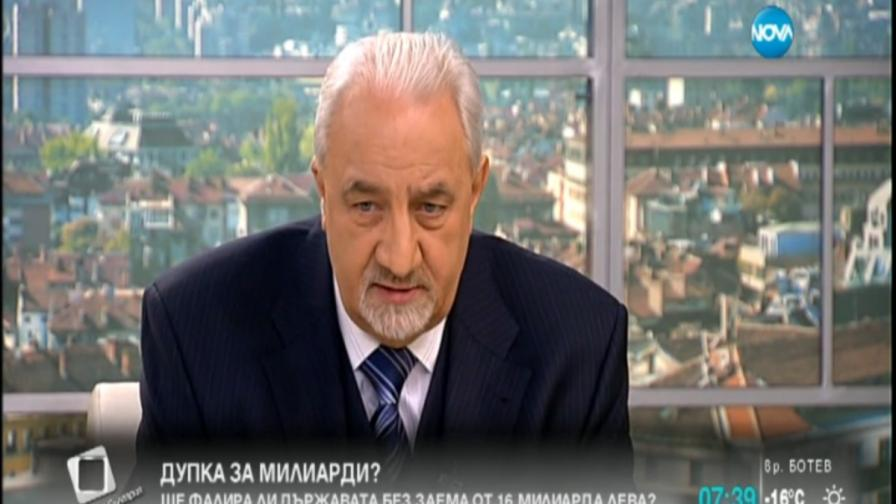 Муравей Радев: Спорът за дълга е измислен