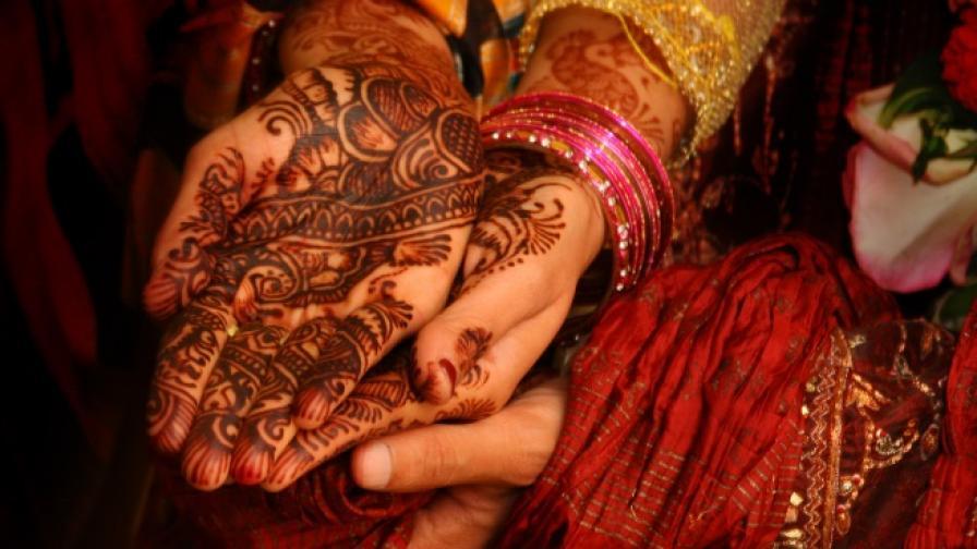 Куриоз: Защо булка смени младоженеца по време на сватба