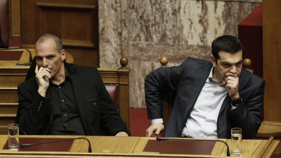 Нов провал на преговорите за бъдещето на Гърция