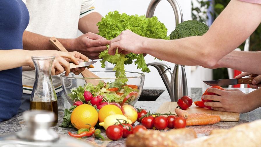 Учени определиха кои са най-полезните храни