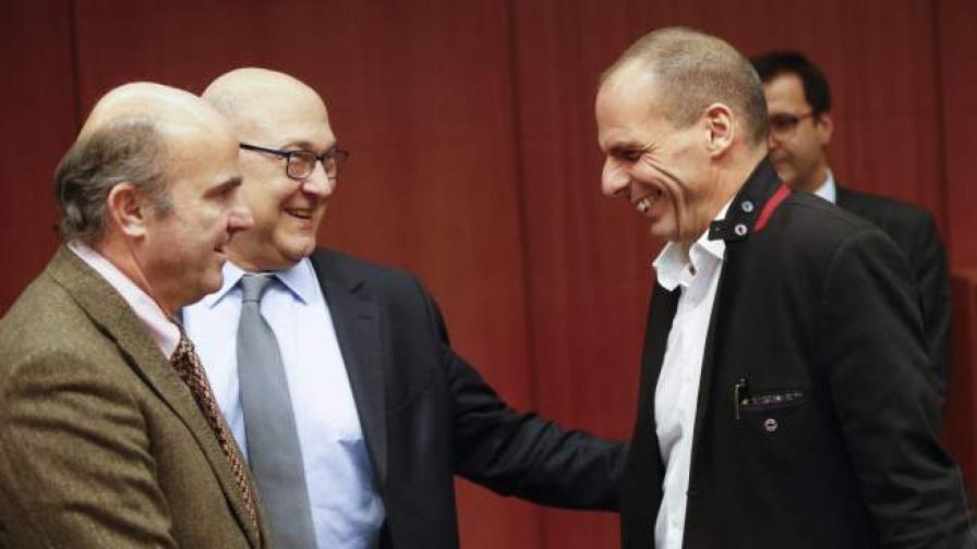 Гърция и Еврогрупата са постигнали споразумение