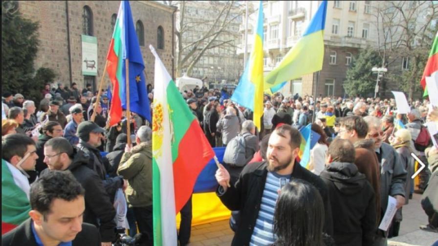 Граждани: Спрете руската информационна агресия в България