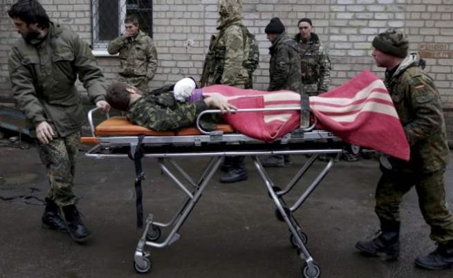 Двама души загинаха при взрив в Харков