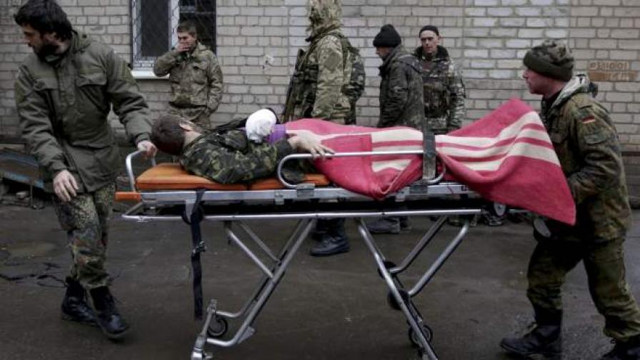 Един от ранените