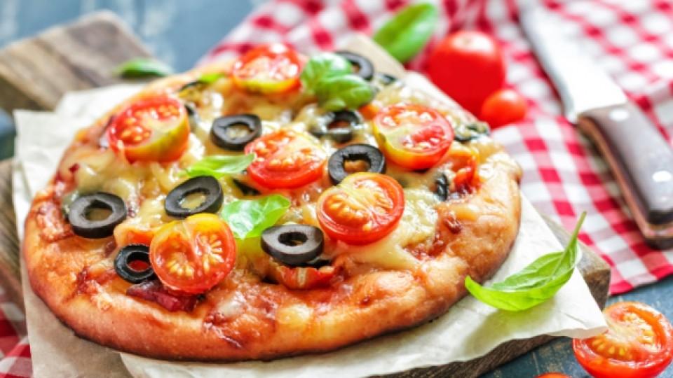 Най-популярните италиански пици