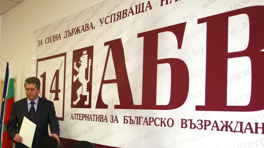 Румен Петков обяви, че ще се бори за оставане на Първанов