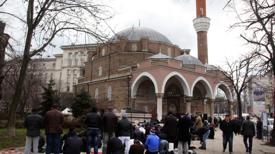 Държавата е осъдена в Страсбург заради реакцията си на сблъсъците пред джамията в София
