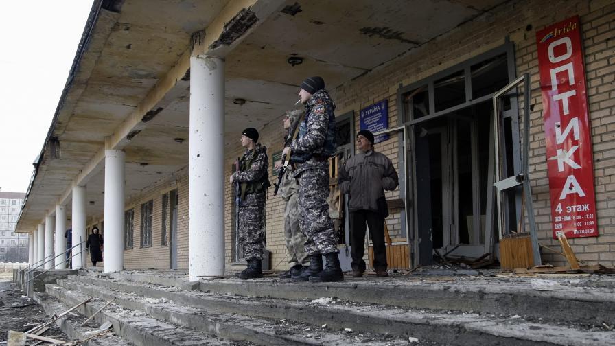 Ситуацията в Украйна – една от горещите теми на 2014 г.
