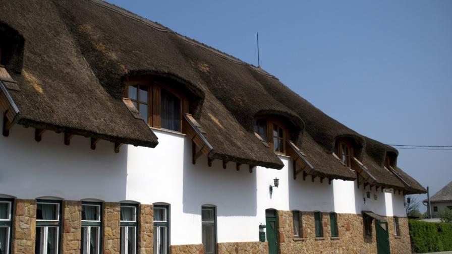Унгарско село