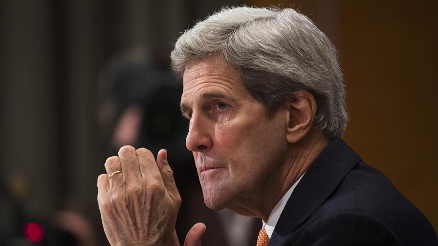 Кери: Мирният процес в Сирия ще бъде ускорен