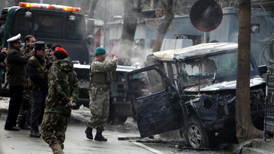 Кабул: За пръв път талибаните атакуваха турска мишена