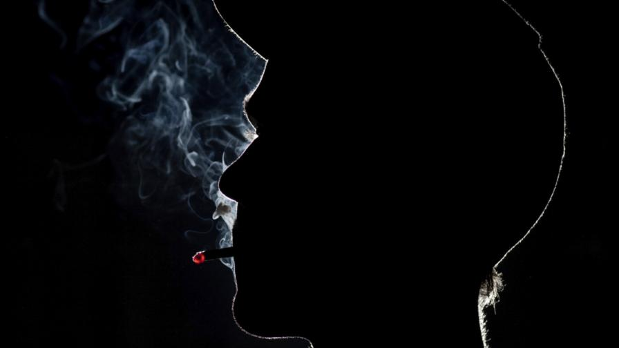 Пушене дим цигара