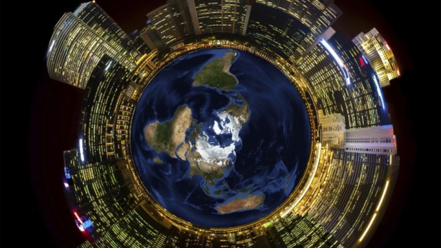 Часът на Земята 2015 е посветен на борбата с климатичните промени