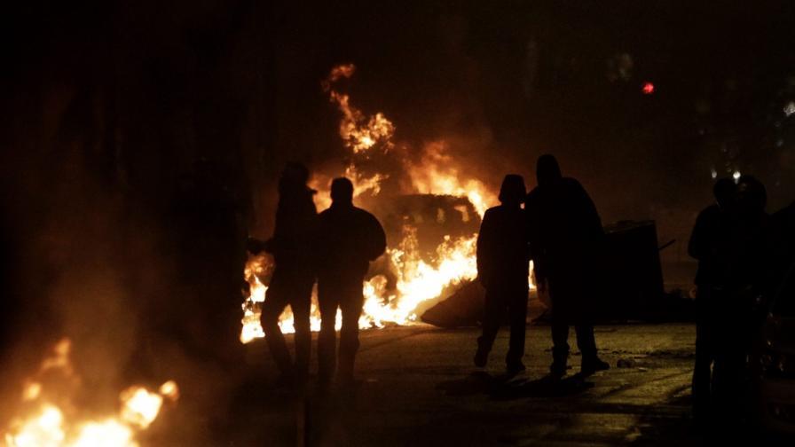 Протестите в Атина