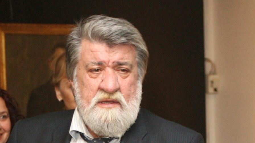 """Вежди Рашидов установил """"стопяване"""" на средства в НДК по времето на Боршош"""