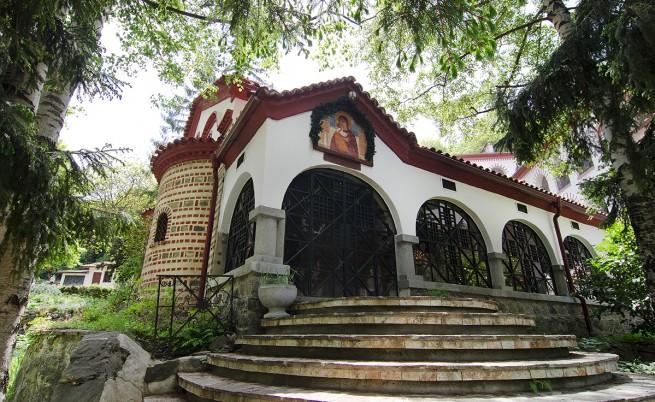 Драгалевският манастир