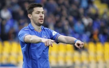 ВИДЕО: Голът на Домовчийски за 3:1 срещу Черно море
