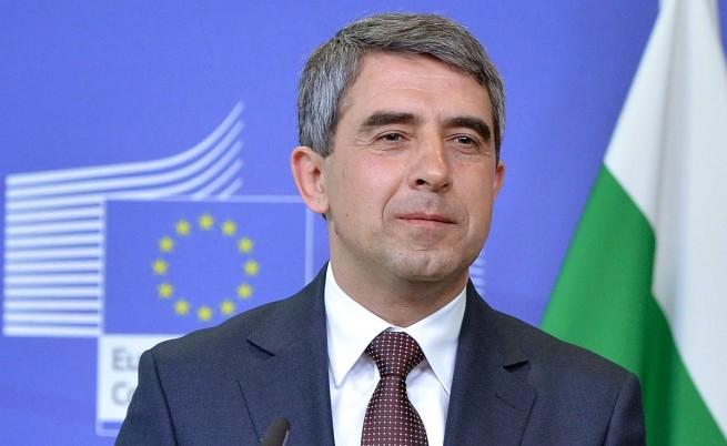 Плевнелиев: Можем да гарантираме мира само със своята решимост