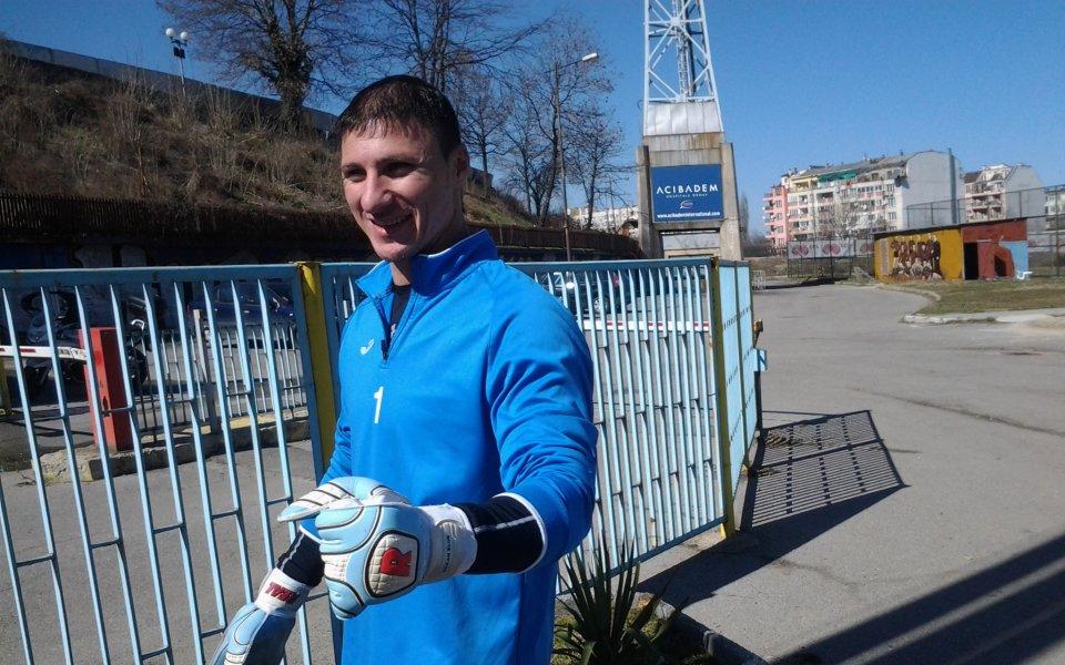 Йоргачевич се завърна в Левски