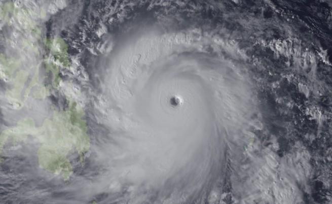 Къде има най-голяма опасност от природно бедствие?